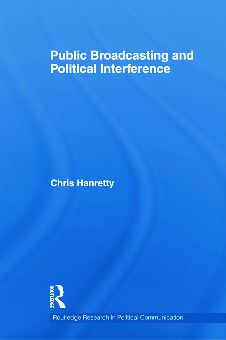 Public Broadcasting and Political Interference book cover
