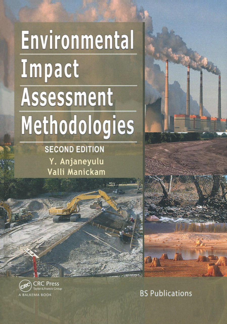 Environmental Impact Assessment Methodologies: 2nd Edition (Hardback) book cover