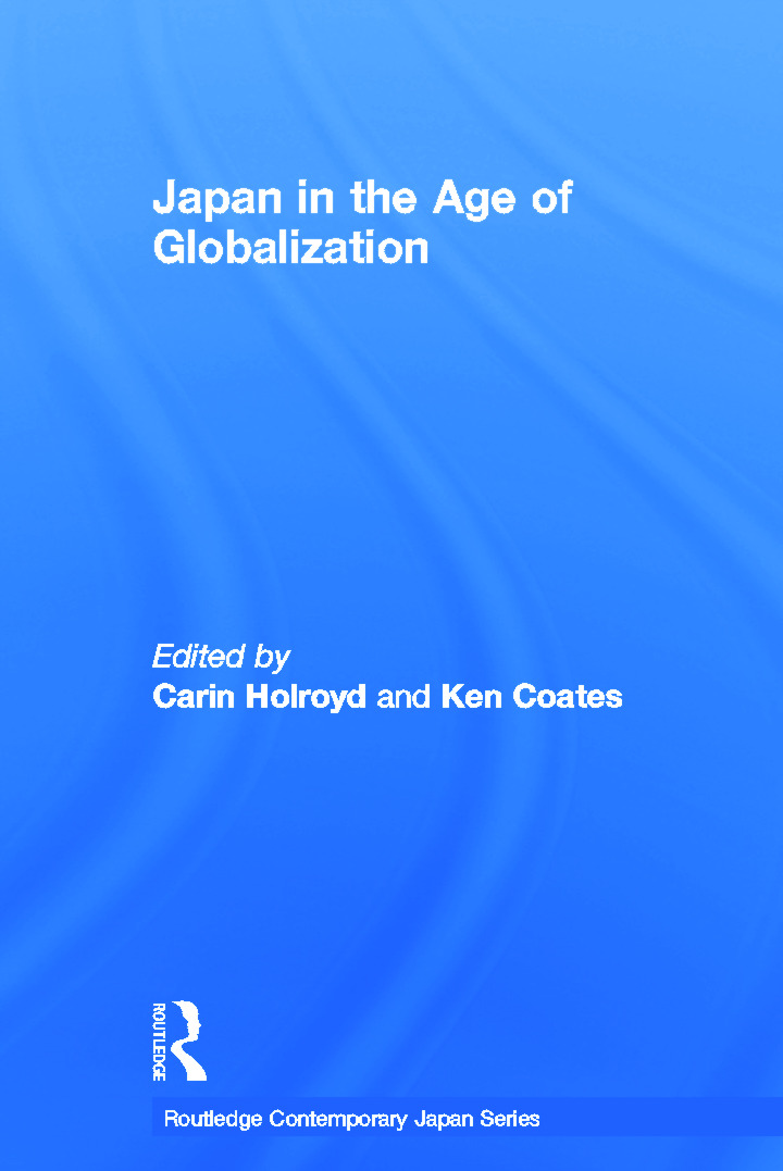 Japan in the Age of Globalization book cover