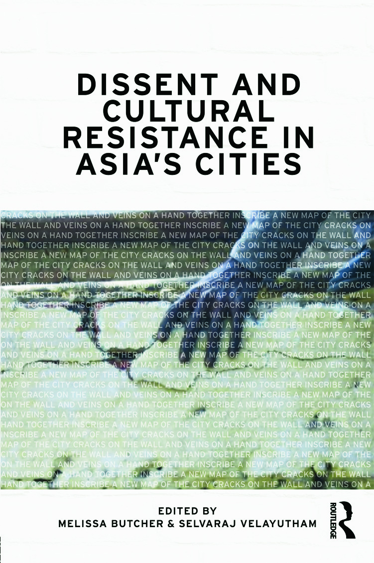 Dissent and Cultural Resistance in Asia's Cities book cover