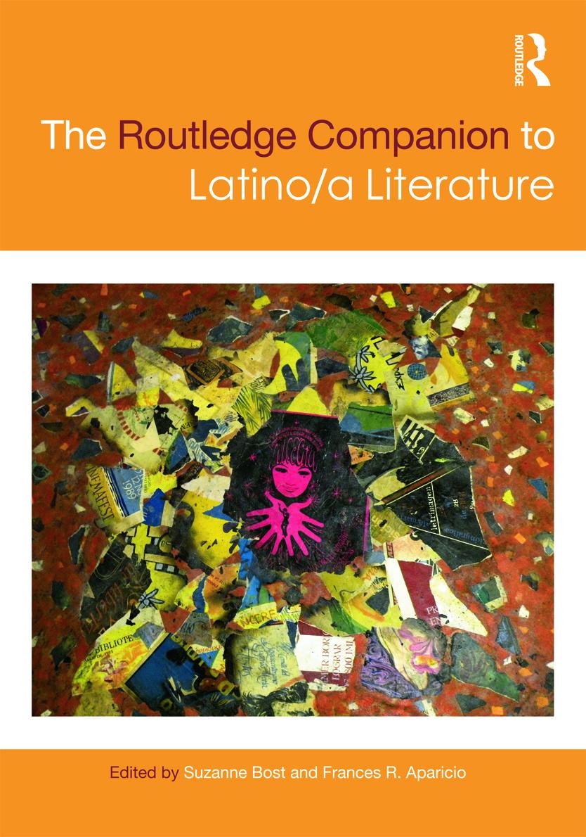 The Routledge Companion to Latino/a Literature (Hardback) book cover