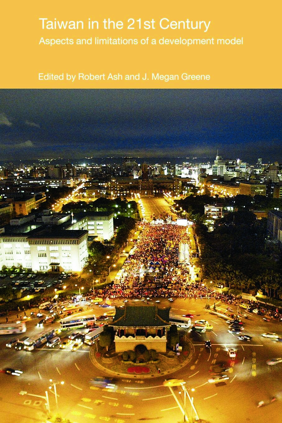 Taiwan in the 21st Century: Aspects and Limitations of a Development Model (Paperback) book cover
