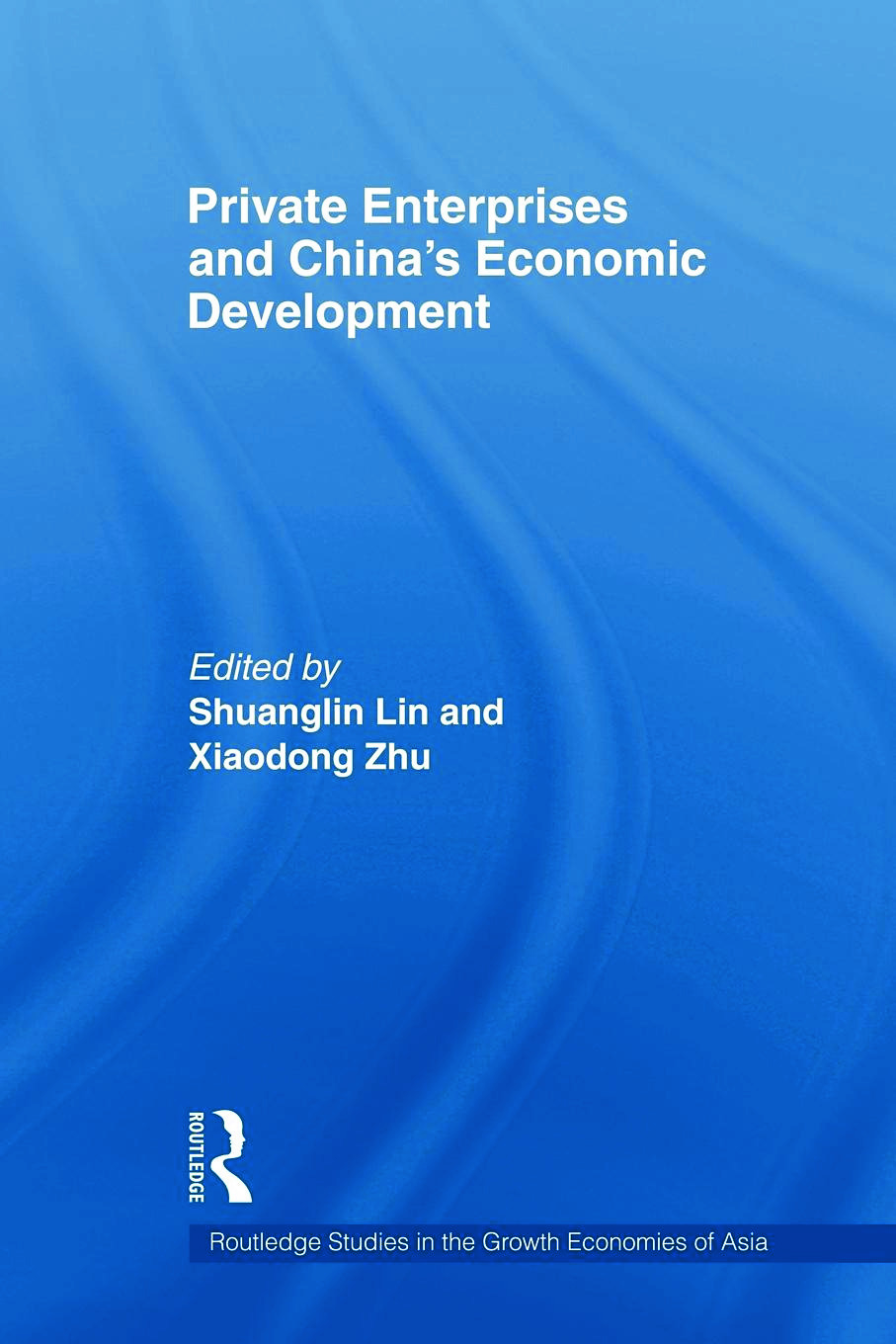 Private Enterprises and China's Economic Development (Paperback) book cover