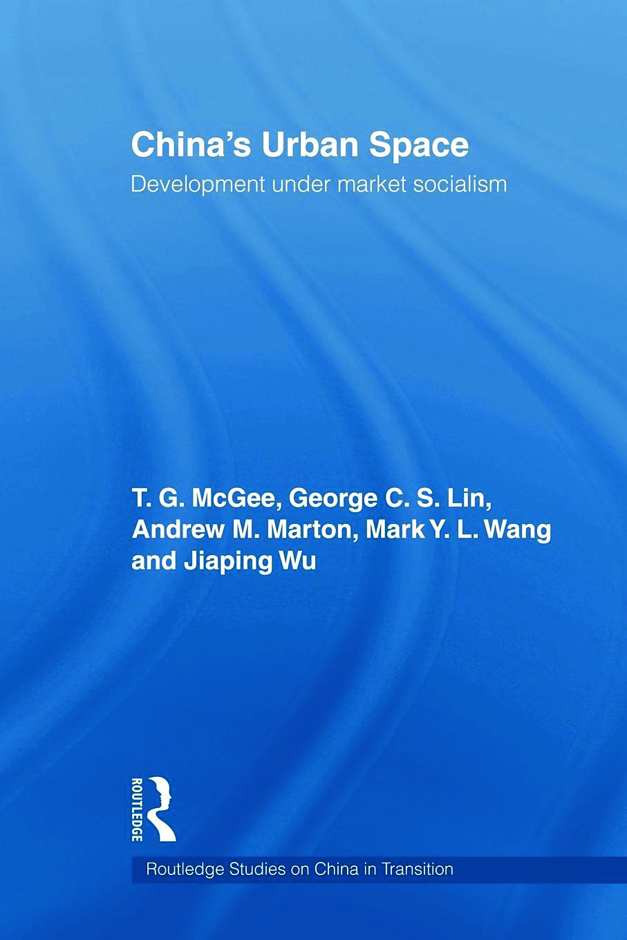 China's Urban Space: Development under market socialism book cover