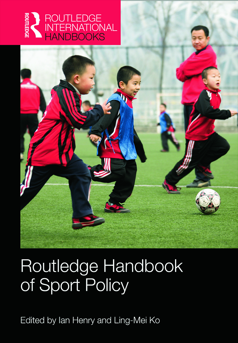 Routledge Handbook of Sport Policy (Hardback) book cover