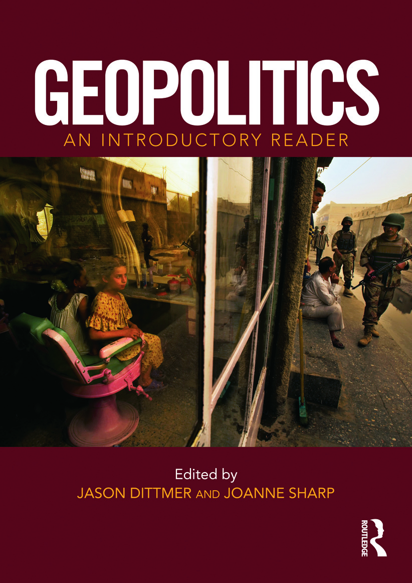 Geopolitics: An Introductory Reader book cover