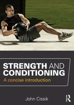 Strength and Conditioning: A concise introduction book cover