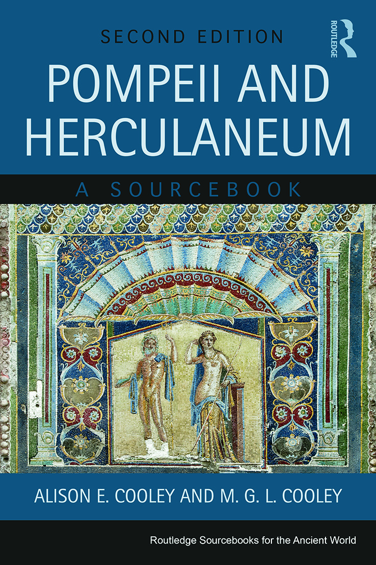 Pompeii and Herculaneum: A Sourcebook, 2nd Edition (Paperback) book cover