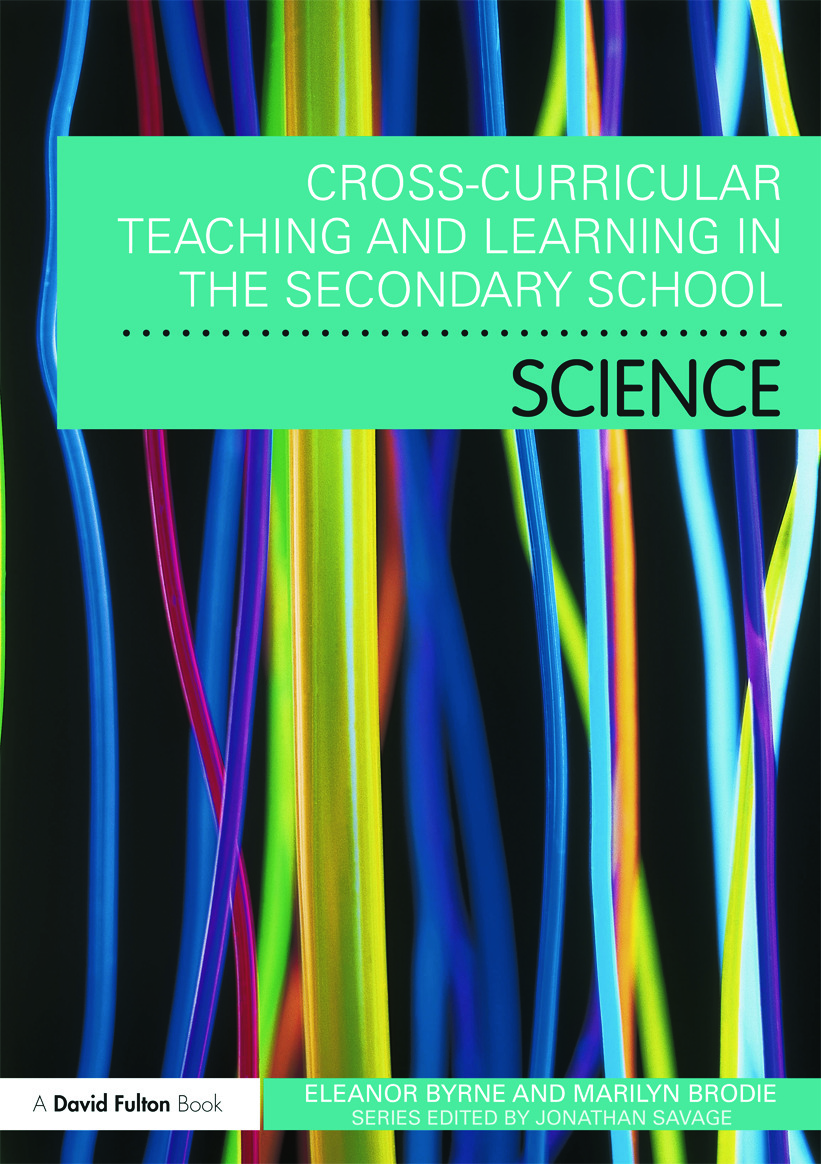 Cross Curricular Teaching and Learning in the Secondary School… Science (Paperback) book cover