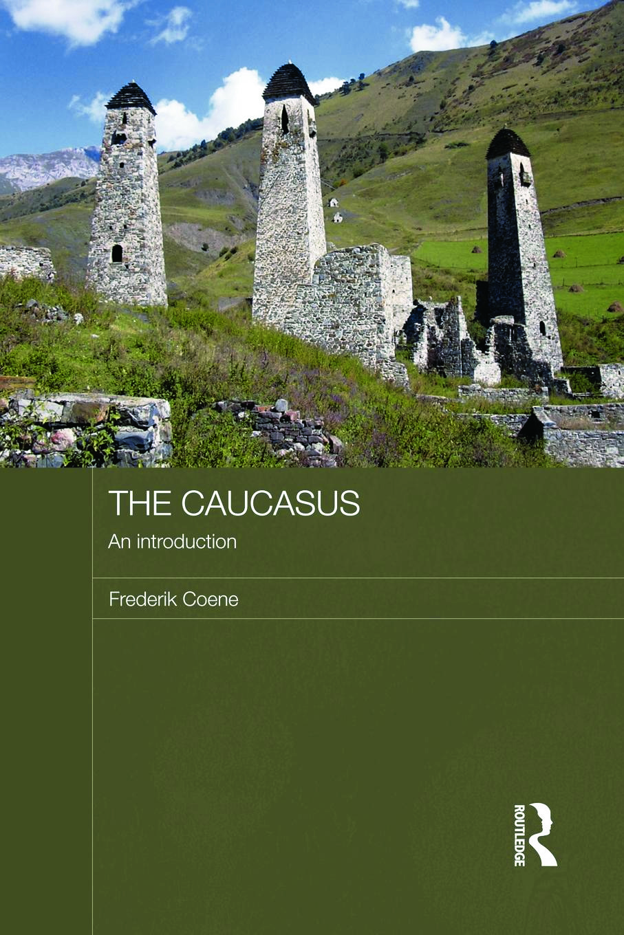 The Caucasus - An Introduction (Paperback) book cover