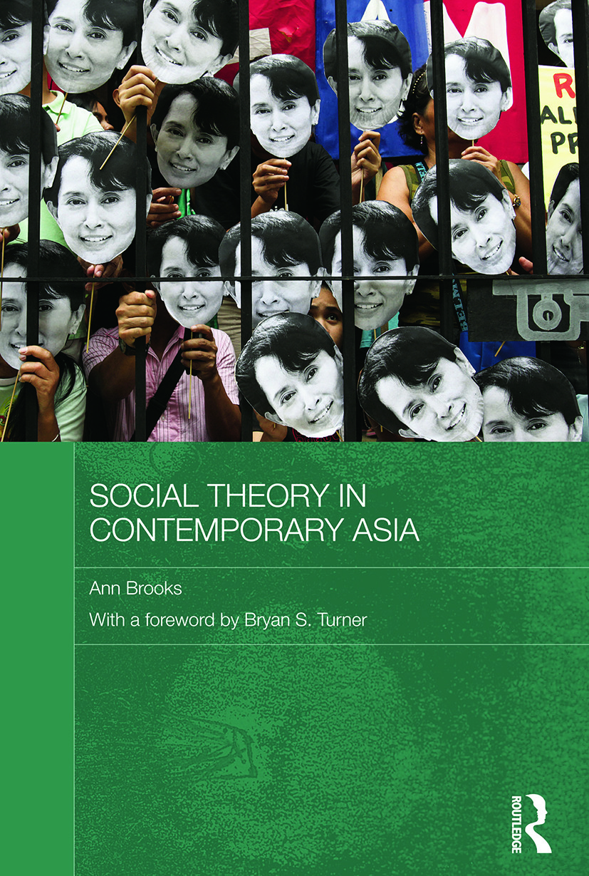 Social Theory in Contemporary Asia (Paperback) book cover