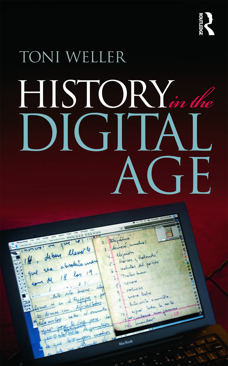History in the Digital Age: 1st Edition (Paperback) book cover