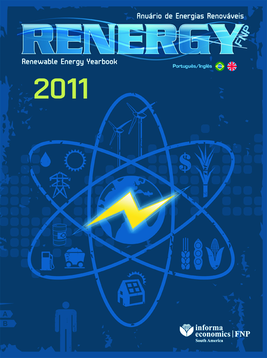 Renewable Energy Yearbook 2011: Renergy FNP, 1st Edition (Hardback) book cover