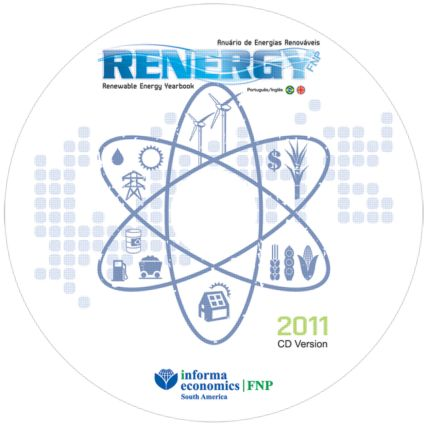 Renewable Energy Yearbook 2011: Renergy FNP, 1st Edition (CD-ROM) book cover