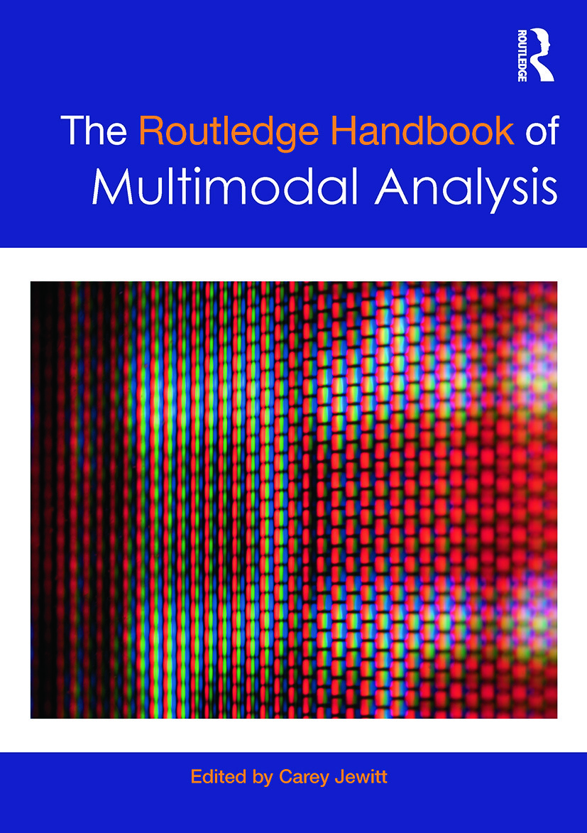The Routledge Handbook of Multimodal Analysis (Paperback) book cover