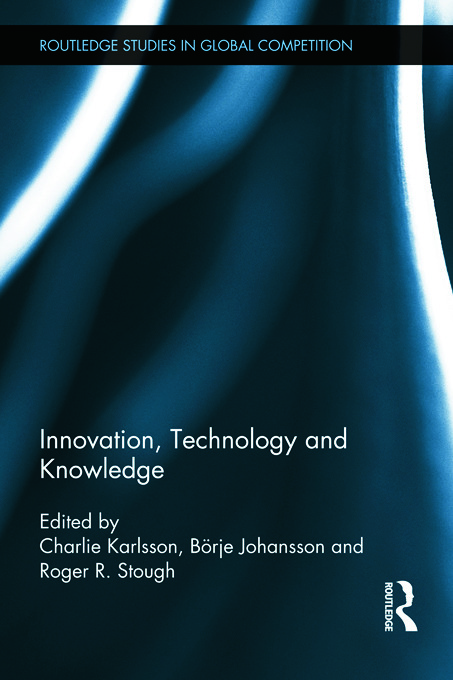 Innovation, Technology and Knowledge (Hardback) book cover