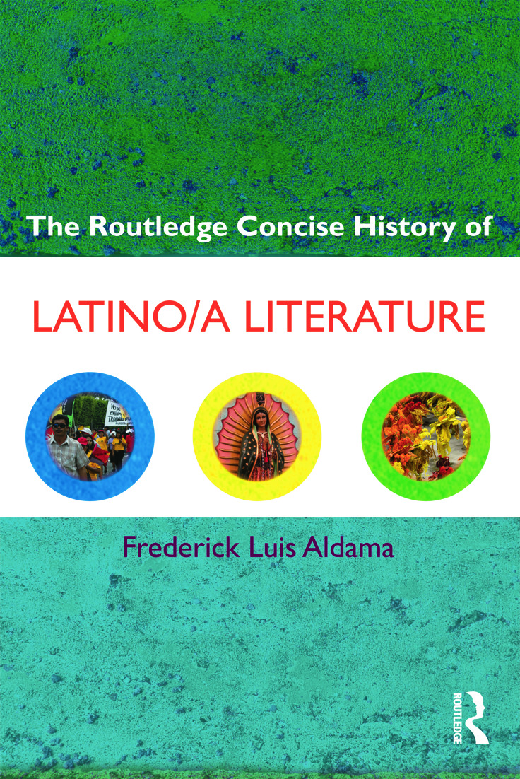 The Routledge Concise History of Latino/a Literature book cover