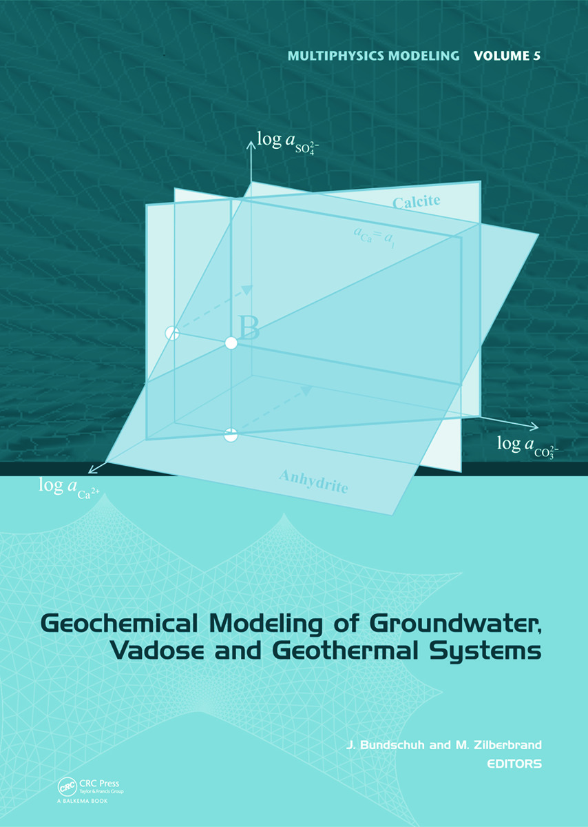 Geochemical Modeling of Groundwater, Vadose and Geothermal Systems book cover