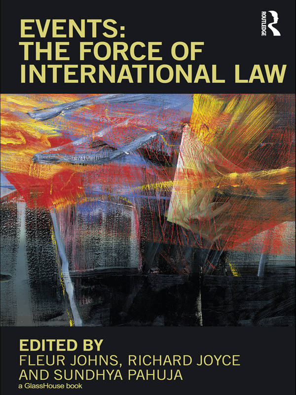 Decolonization and the eventness of international law S UNDHYA PAHU JA