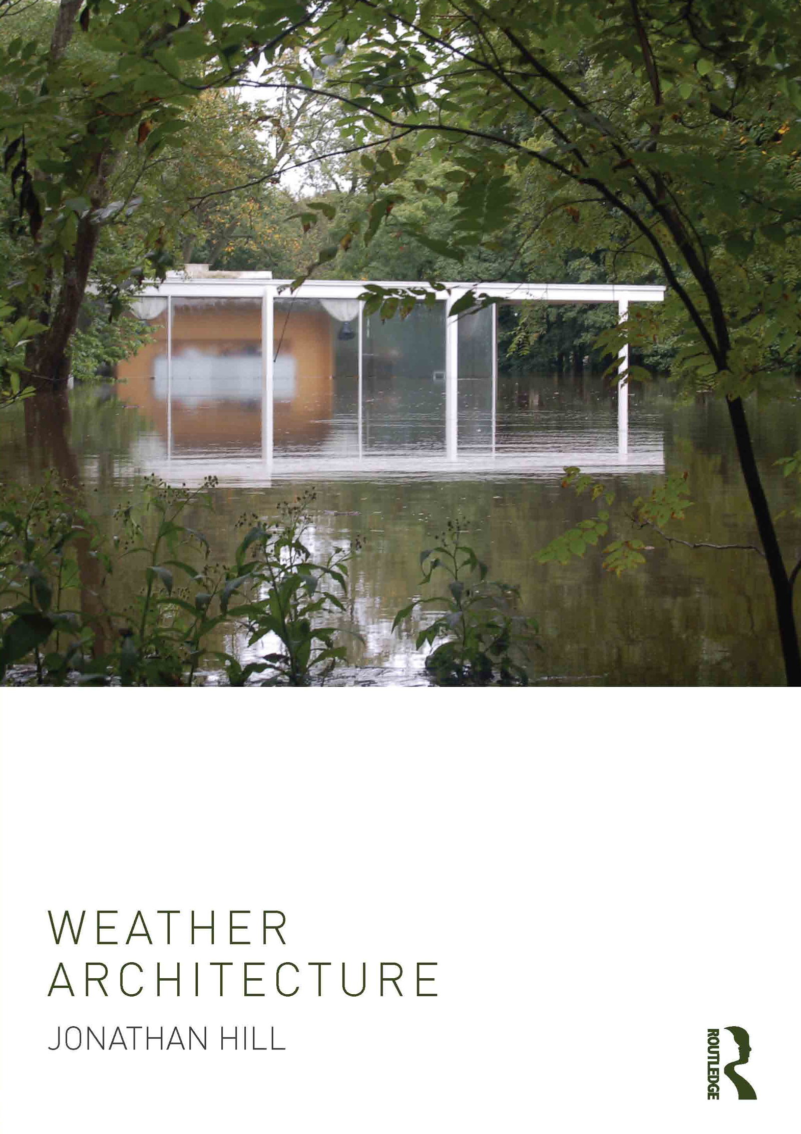 Weather Architecture (Paperback) book cover