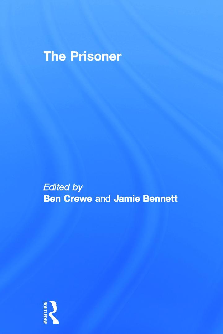 The Prisoner (Hardback) book cover