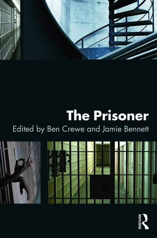 The Prisoner book cover