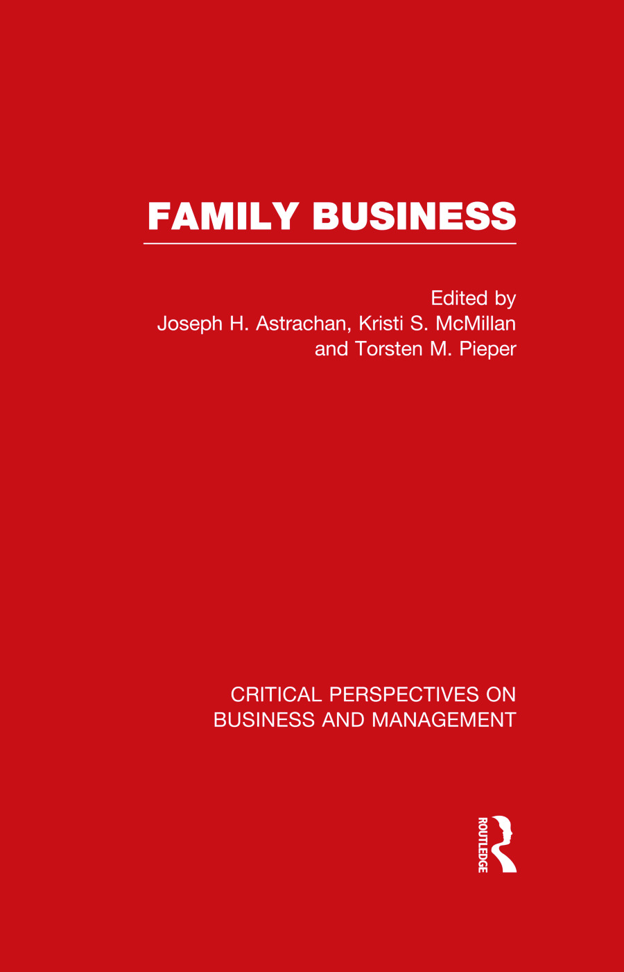 Family Business book cover