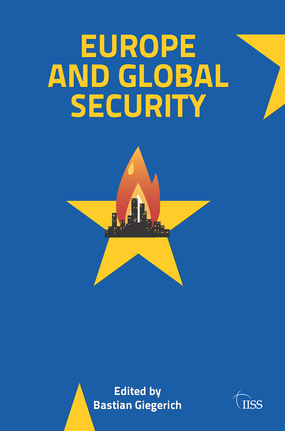 Europe and Global Security book cover