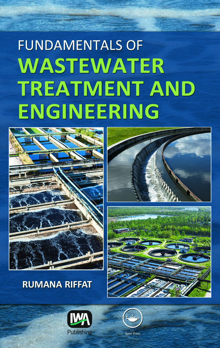 Fundamentals of Wastewater Treatment and Engineering: 1st Edition (Hardback) book cover