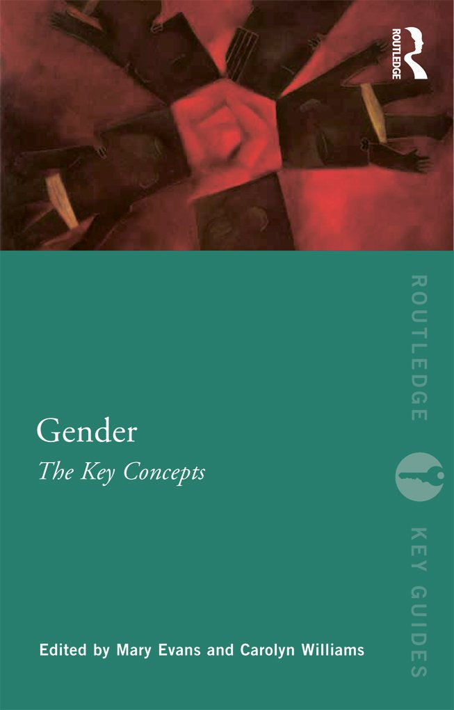 Gender: The Key Concepts (Paperback) book cover