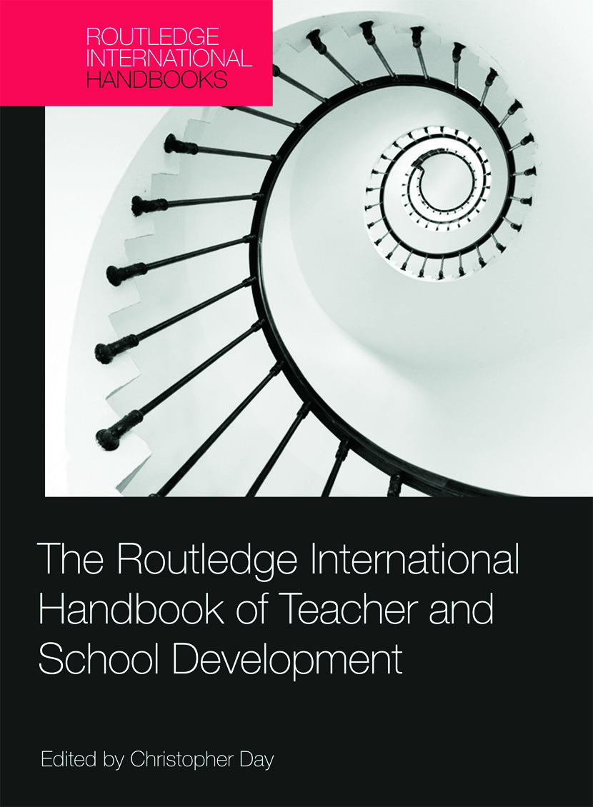 The Routledge International Handbook of Teacher and School Development: 1st Edition (Hardback) book cover