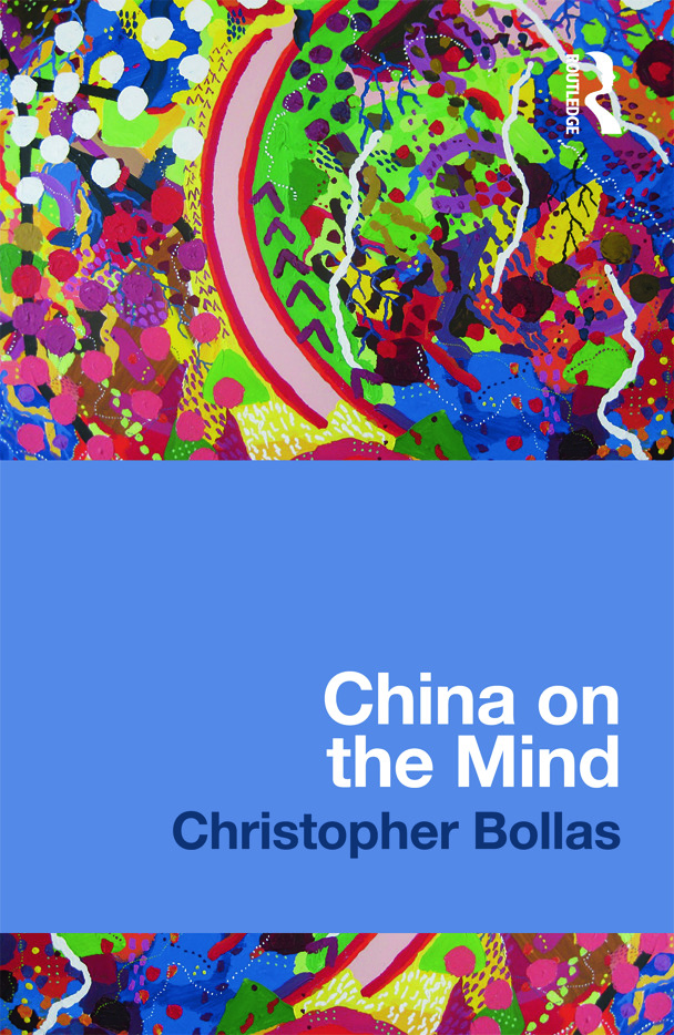 China on the Mind (Paperback) book cover