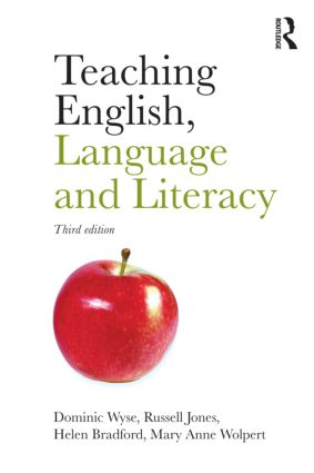 Teaching English, Language and Literacy: 3rd Edition (Paperback) book cover