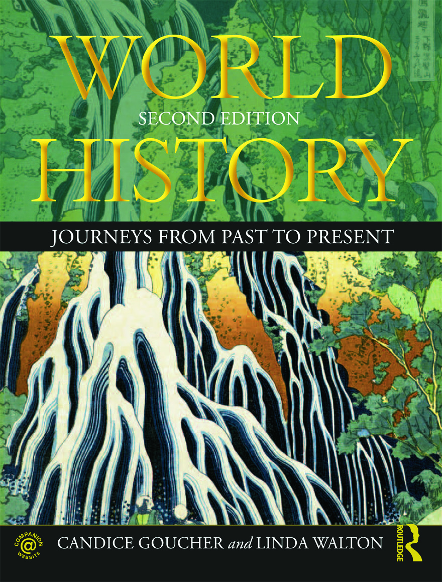 World History: Journeys from Past to Present, 2nd Edition (Paperback) book cover