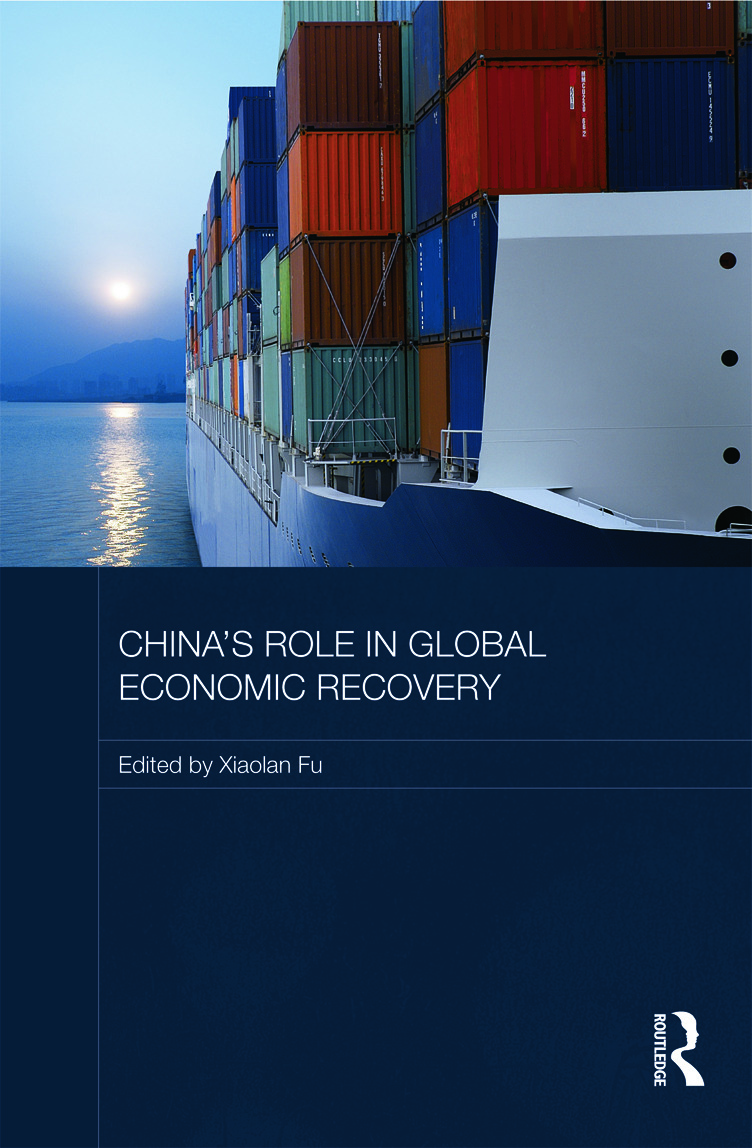 China's Role in Global Economic Recovery (Hardback) book cover