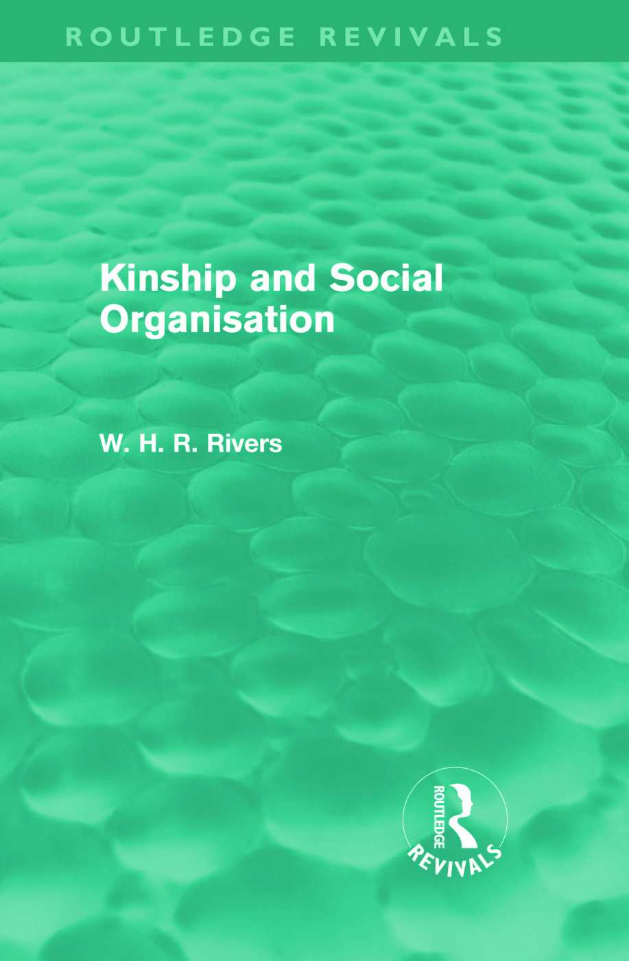 Kinship and Social Organisation (Routledge Revivals) (Hardback) book cover
