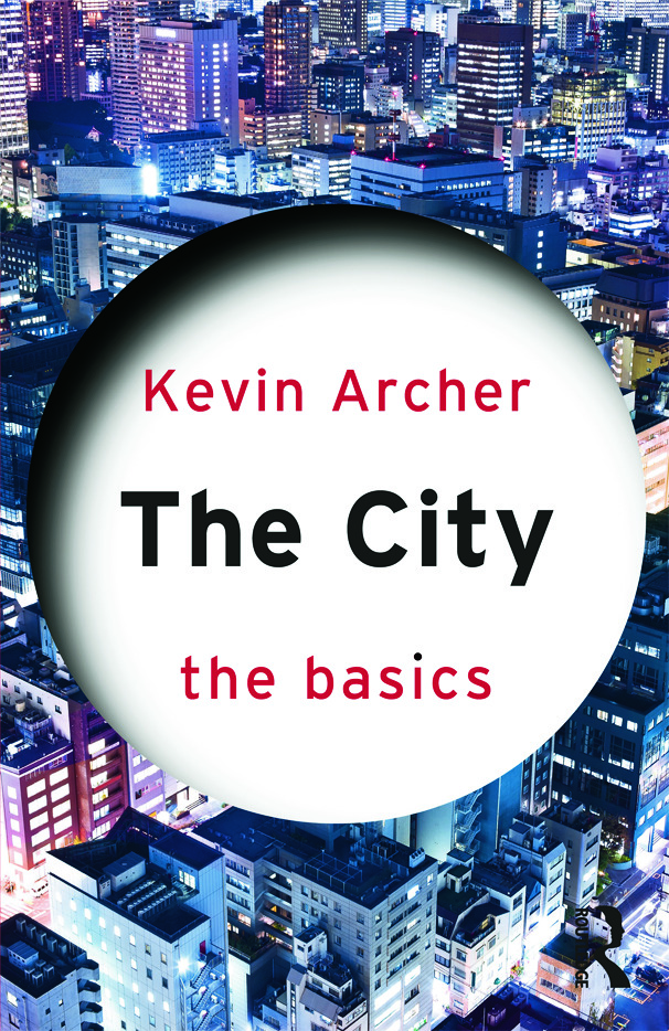 The City: The Basics (Paperback) book cover