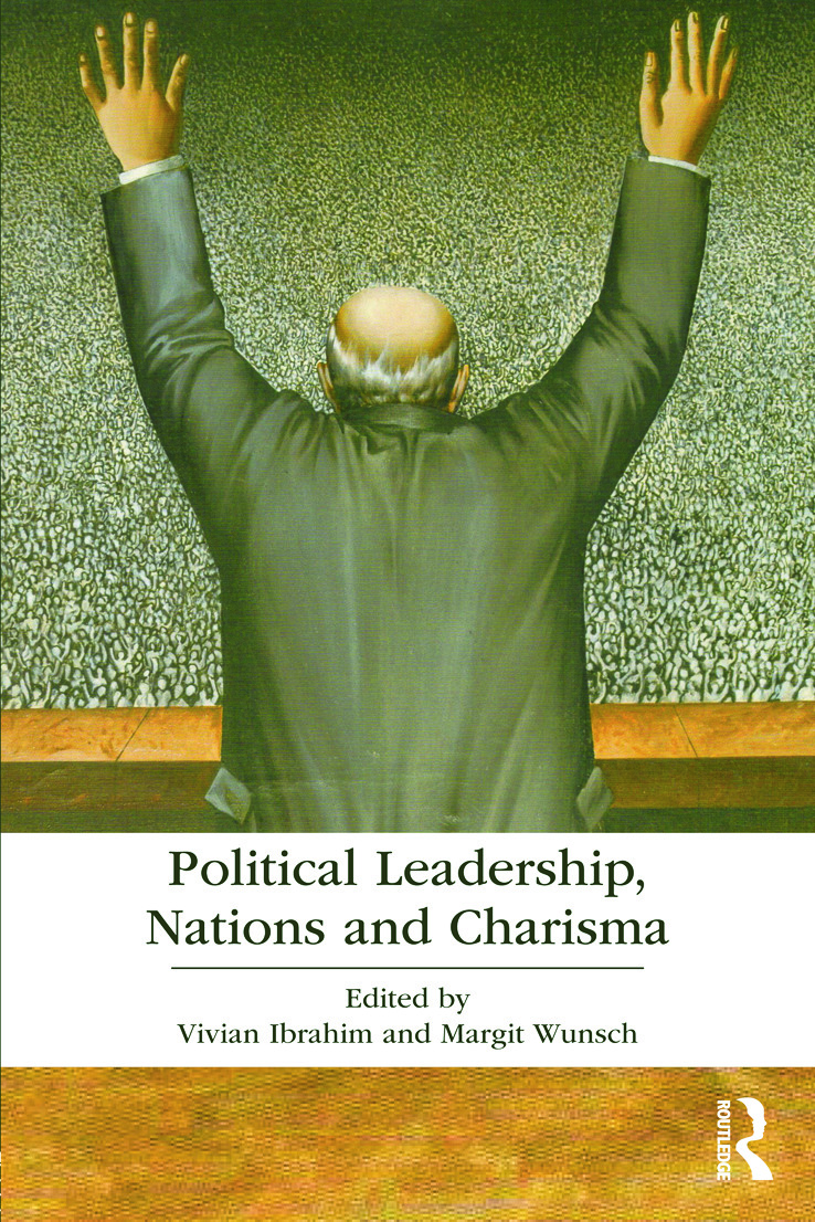 Political Leadership, Nations and Charisma (Hardback) book cover