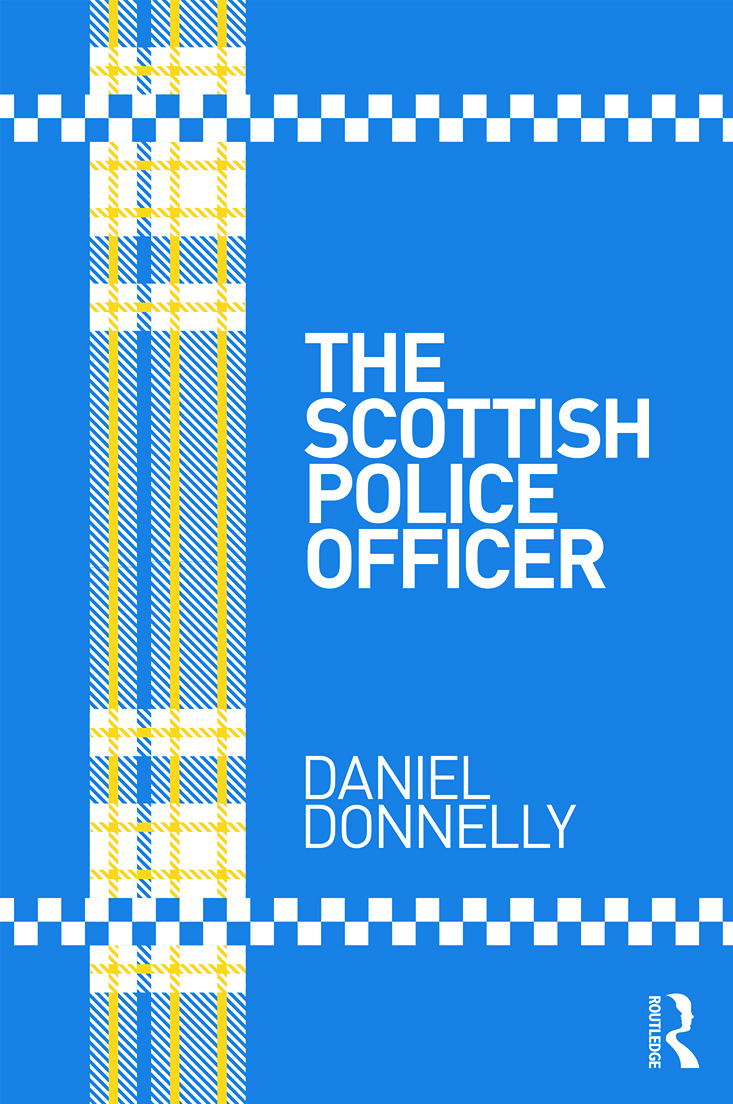 How do non-police offi cers police Scotland?