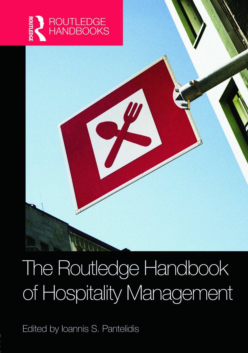 The Routledge Handbook of Hospitality Management (Hardback) book cover