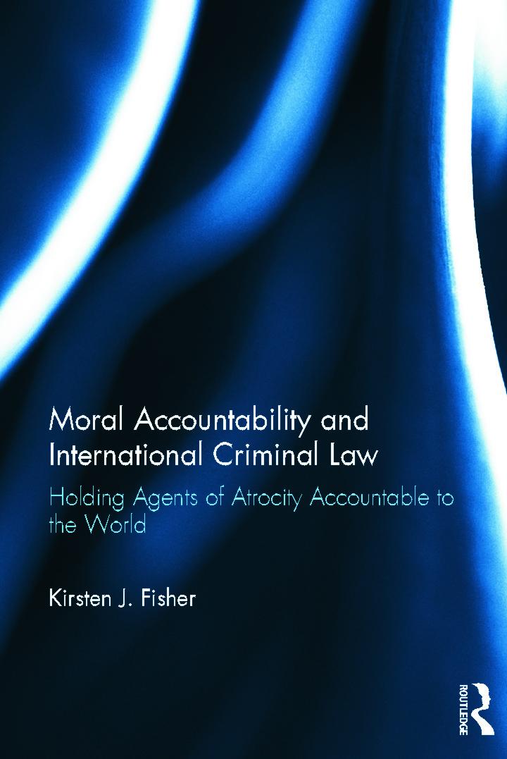 The distinct domain of international criminal law