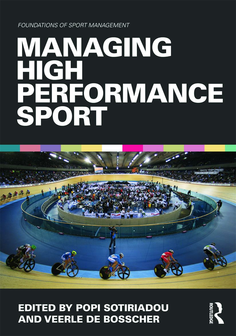 Managing High Performance Sport (Paperback) book cover