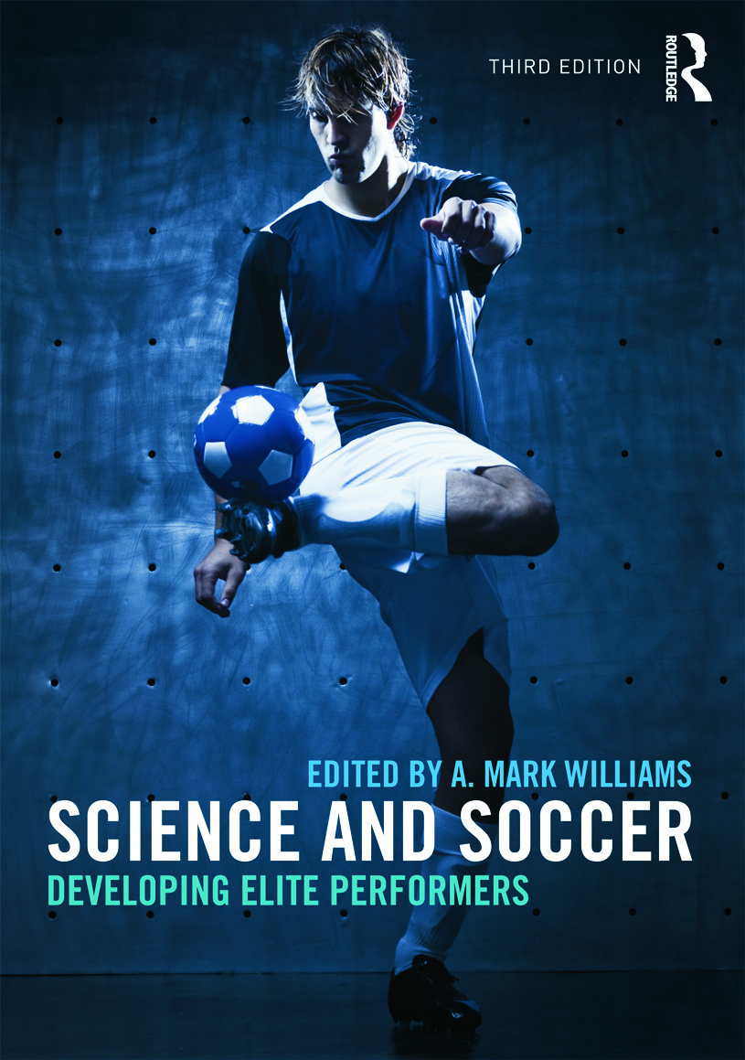 Science and Soccer: Developing Elite Performers (Paperback) book cover