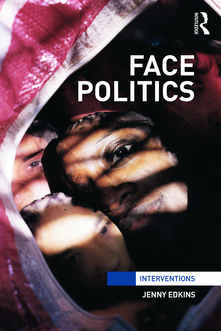 Face Politics: 1st Edition (Paperback) book cover