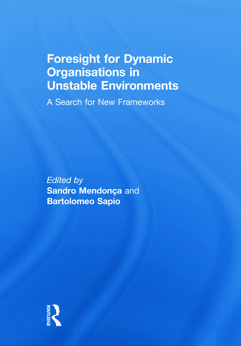 Foresight for Dynamic Organisations in Unstable Environments: A Search for New Frameworks (Hardback) book cover
