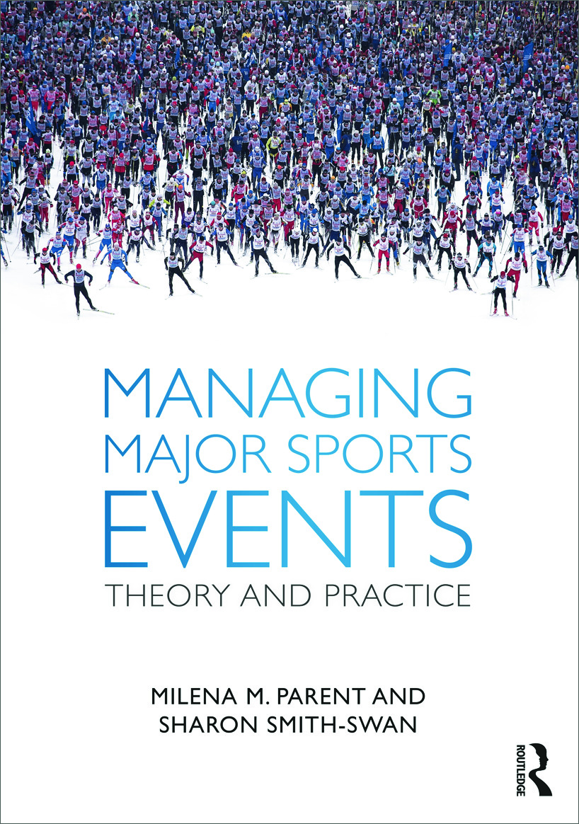 Managing Major Sports Events: Theory and Practice (Paperback) book cover