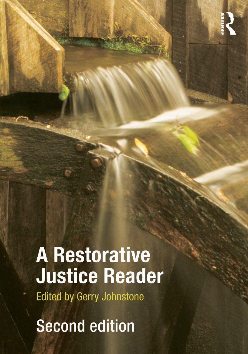 A Restorative Justice Reader: 2nd Edition (Paperback) book cover