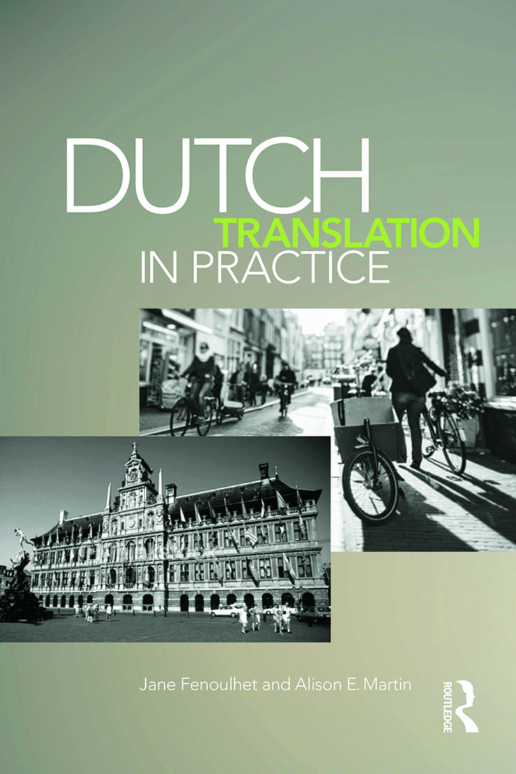Dutch Translation in Practice: 1st Edition (Paperback) book cover