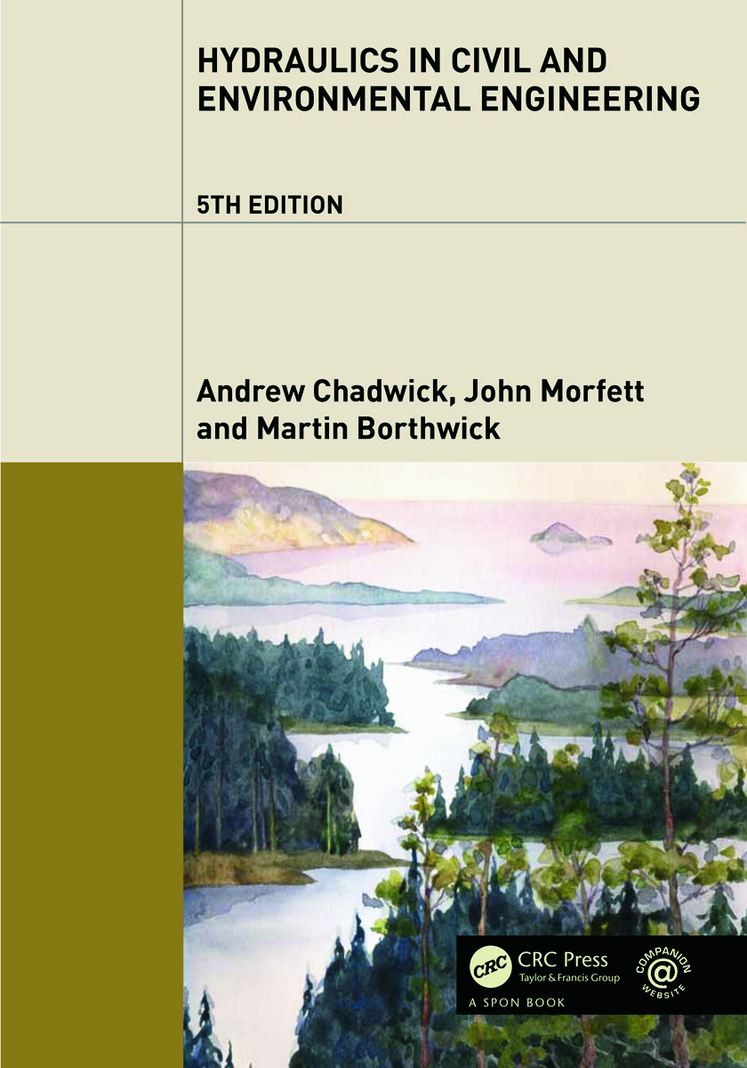 Hydraulics in Civil and Environmental Engineering: 5th Edition (Paperback) book cover