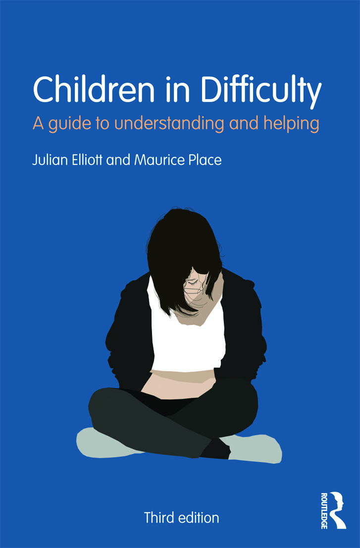Children in Difficulty: A guide to understanding and helping, 3rd Edition (Paperback) book cover